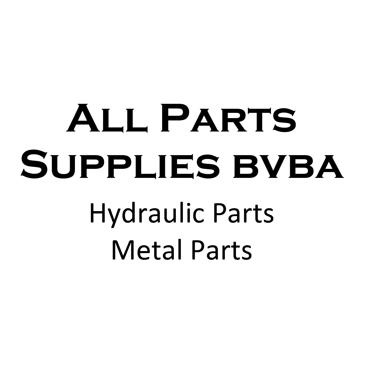 all parts supplies